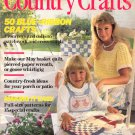 Better Homes and Gardens Country Crafts Magazine 1987 - 50 Projects