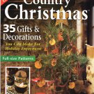 Better Homes and Gardens Country Christmas Magazine 1998 - 35 Projects