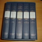 A History of England by The Folio Society 5 volumes w/slipcase