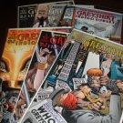 Greyshirt Indigo Sunset 1-6 America's best comics Comic Book Lot Complete Run