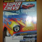 Super Chevy Magazine September 2000