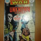 Star Spangled War Stories Featuring The Unknown Soldier #186
