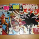 Darkman  #1 2 3  Complete Set