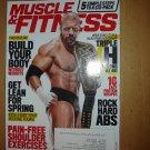 MUSCLE & FITNESS MAGAZINE April 2016 Triple H