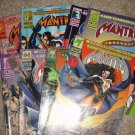 Mantra #1,2,4,5,6,11,12 lot Ultraverse