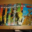 Haywire #1-13 Complete Set DC Comics