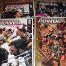 Ultimate Power #1-9 (Complete series) 1, 2, 3, 4, 5, 6, 7, 8, 9 Marvel Comics