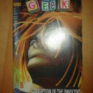 The GEEK #1 DC VERTIGO COMICS CORRUPTION OF THE INNOCENT