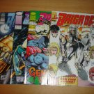 Complete Comic Set: Brigade #1-4 2 3 Image Comics Liefeld 1992