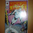 THE SECOND LIFE OF DOCTOR MIRAGE #1 AUTOGRAPHED BERNARD CHANG & BEDARD & LAYTON