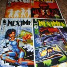 John Byrne's NEXT MEN Lies 1 2 3 4 Complete Set  Dark Horse 1994 27 28 29 30