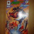 Magnus Robot Fighter  & Nexus #2 Valiant