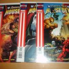 Fantastic Four : House of M  #1 2 3  Complete Mini Series NM