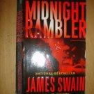 Midnight Rambler: A Novel of Suspense, James Swain, Good Book