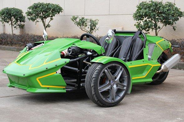 ZTR Trike Roadster Automatic 500cc Price 2100usd