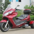 Zodiac 150cc 3 Wheel Trike Moped Scooter Price 750usd