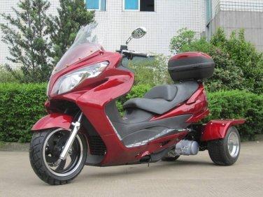 Zodiac 150cc 3 Wheel Trike Moped Scooter Price 750usd