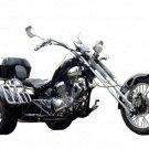 250cc Trike Chopper Motorcycle Model tes-9p2501 Price 1100usd
