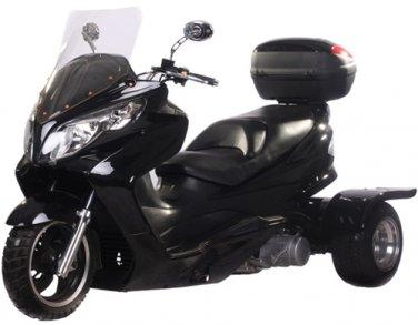 Ice Bear CYCLONE 150cc Motor Trike PST150C Price 650usd