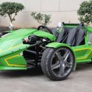 ZTR Trike Roadster 250CC 4 Valves 24 HP Price 750usd