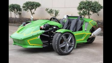 ZTR Trike Roadster 250CC 4 Valves 24 HP Price 750usd