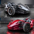 NEW 2017 SPMZ-HYPERSPORT 300cc ROADSTER TRIKE  Price 1100usd