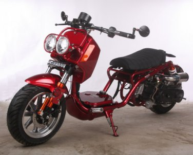 2016 Maddog PMZ50-21 50cc Scooter Price 500usd