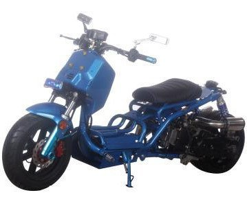 Ice Bear Maddog � 50cc Scooter Price 480usd