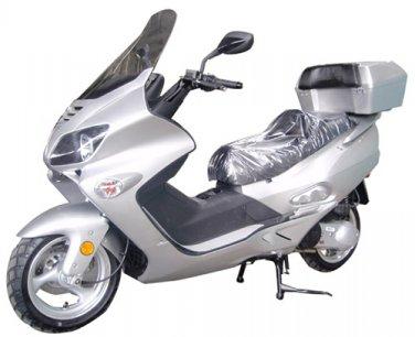 ROKETA 250cc Full Size Scooter w/ Remote, Alarm, MP3 Stereo (MC-54-250) Price 700usd