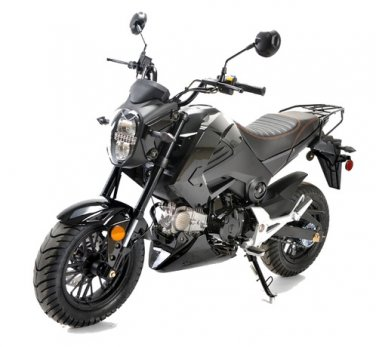 2017 Grome Motorcycle 125cc Vader Price 400usd