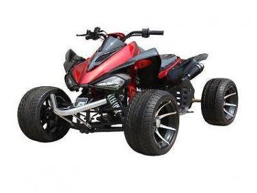 R12 Japenese Racing ATV  Quad 125cc Racing Four Wheeler Price 500usd