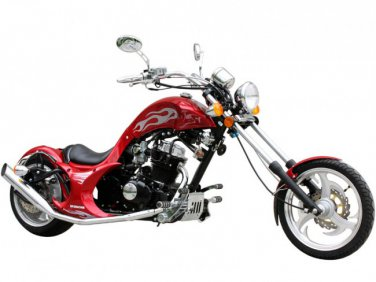 250cc Custom Built Scorpion Chopper Motorcycle-Street Legal Price 650usd