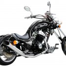 250cc Custom Built Scorpion Chopper Motorcycle-Street Legal (XT-D250B) Price 700usd
