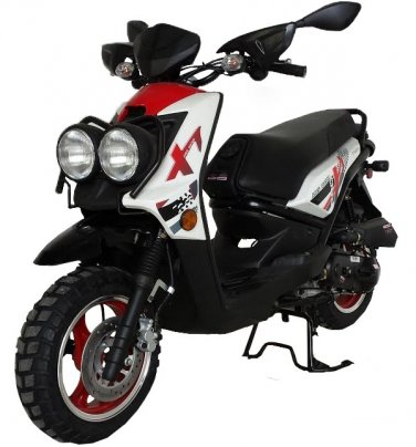 Cougar Cycle 150cc Zoma Gas Scooter Moped Price 350usd