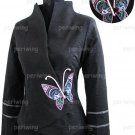 Black Butterfly Jacket