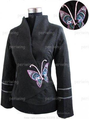 Black Butterfly Jacket