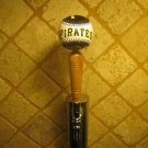 Pittsburgh Pirates KEGERATOR BEER TAP HANDLE Baseball Bar Sports MLB Brew New