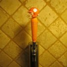 Clemson Tigers KEGERATOR BEER TAP HANDLE Orange Football Helmet Bar Sport NCAA