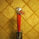 New England Patriots  KEGERATOR BEER TAP HANDLE  Football Helmet Bar Sport NFL