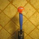 Florida Gators  KEGERATOR BEER TAP HANDLE Football Helmet Bar Swamp Sports NCAA