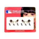 MLB Chicago White Sox Eyelash Extension Little Earth Decal Beauty Black New