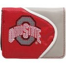 Ohio State Buckeyes  NCAA Perf-ect  Team Colors & Logo Money/Card Wallet Red