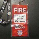 NCAA 2013 college football  national championship lanyard  ticket holder Alabama