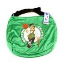 Boston Celtics Jersey Tote Bag Green Purse Shoulder Strap Black  NBA Team  logo