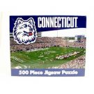 NCAA  Conneticut Huskies Stadium Jigsaw Puzzle - 500 Pcs Piece School Toy Ucon