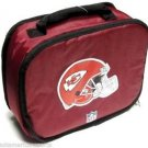 NFL Chiefs Insulated Lunch Box Bag Cooler School Kansas City Travel Case Charles