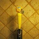 Green Bay Packers KEGERATOR BEER TAP HANDLE  Football Helmet Bar Sport NFL