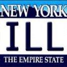 "Nfl Buffalo Bills Vanity License Plate Tag   6""x 12""  Metal Auto Kelly Watkins"