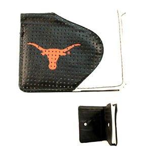 Texas Longhorns  NCAA Perf-ect  Team Colors & Logo Money/Card Wallet Bevo