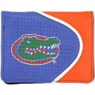 Florida Gators  NCAA Perf-ect  Team Colors & Logo Money/Card Wallet Orange Blue